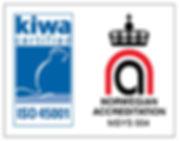 Sykkylven Stål AS ISO 45001 sertifisering KIWA