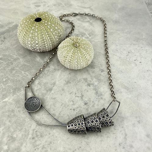 Sea Urchin Nesting Necklace