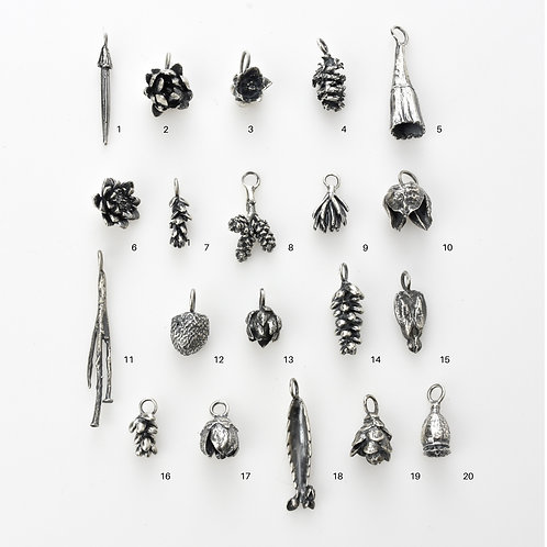 Assorted Individual Charms