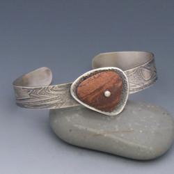 Triangle Rock Relic Bracelet