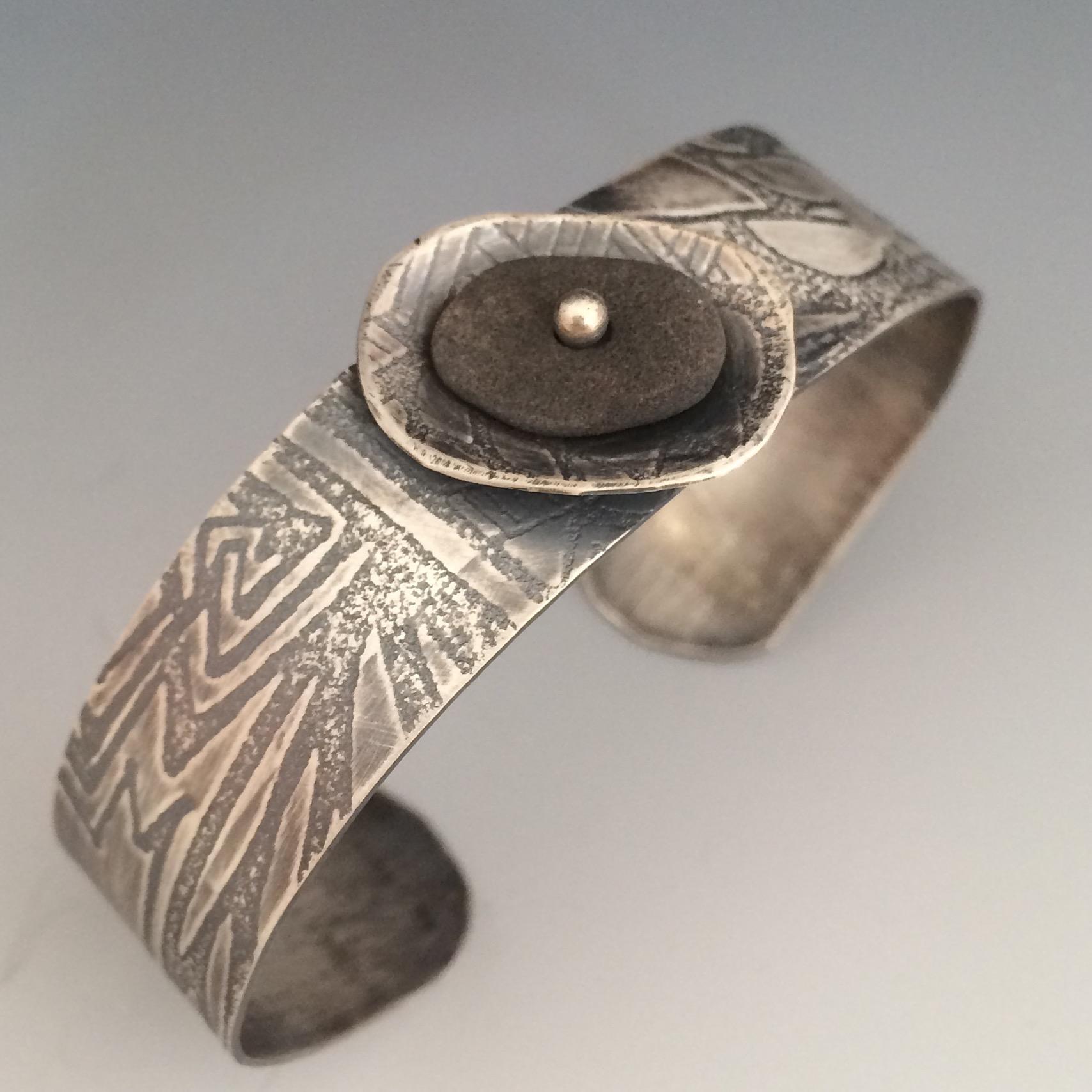 River Rock Relic Bracelet