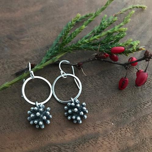 Mimosa Blossom Earrings