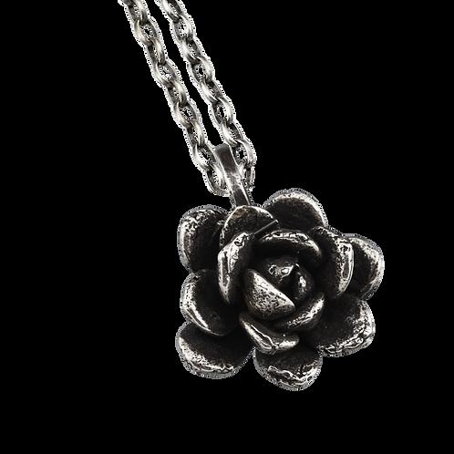 Round Sedum Necklace