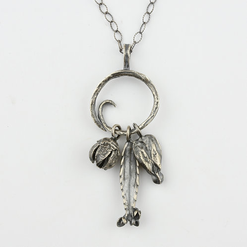 Best of the Garden Charm Necklace