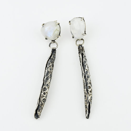Lunar Tide Post Earrings