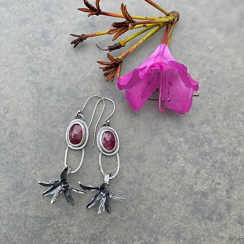 Dancing Rhody Earrings
