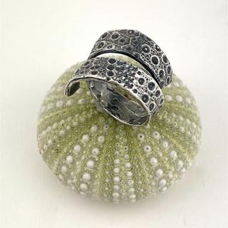 Sea Urchin Wrap Ring