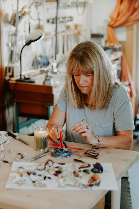 April Ottey Studio