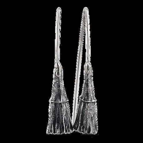 Daffodil Trumpet Earrings
