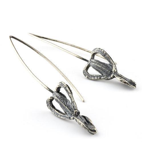 Bleeding Heart Earrings