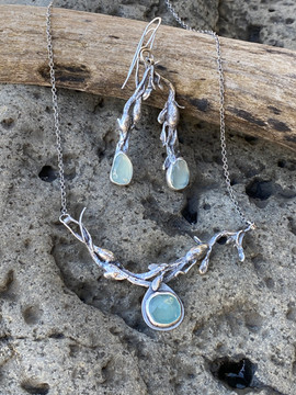 Matching Seaweed and Stone Set
