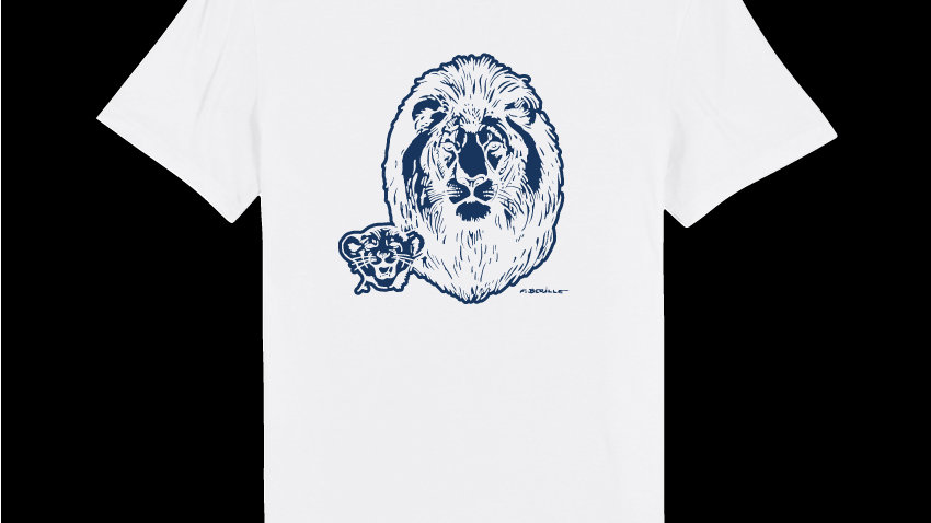 Tee-shirt Lion by Francis
