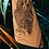 Thumbnail: Torchon lin Chouette