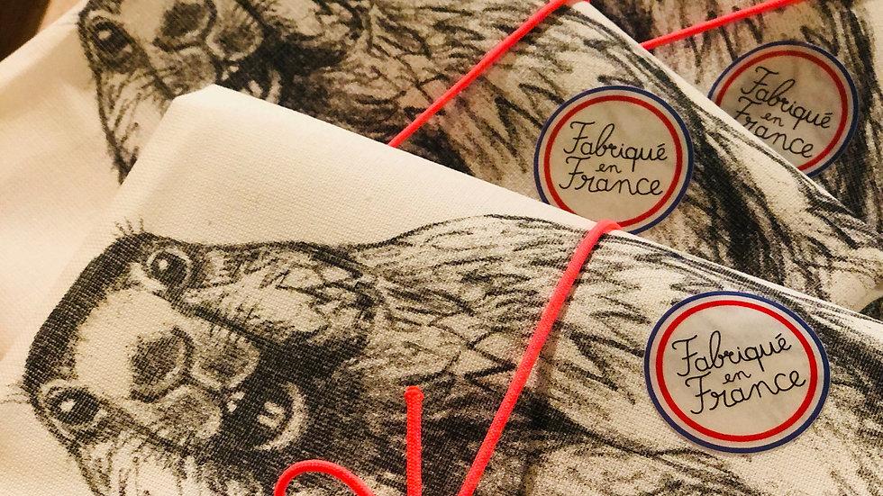 Torchon coton • Fabriqué en France 🇫🇷