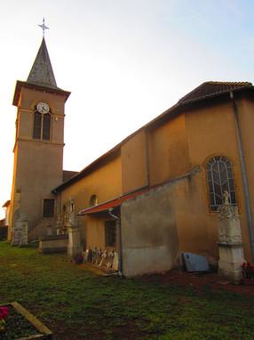 Eglise de Bettelainville