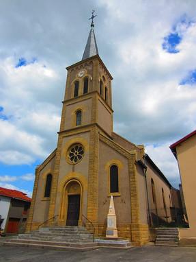 Eglise d'Altroff