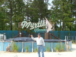 Tim White at Myrtle Manor