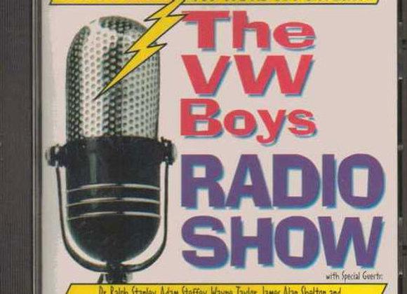 The VW Boys Radio Show