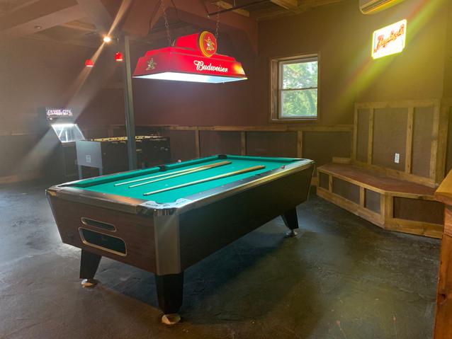 Billiards...