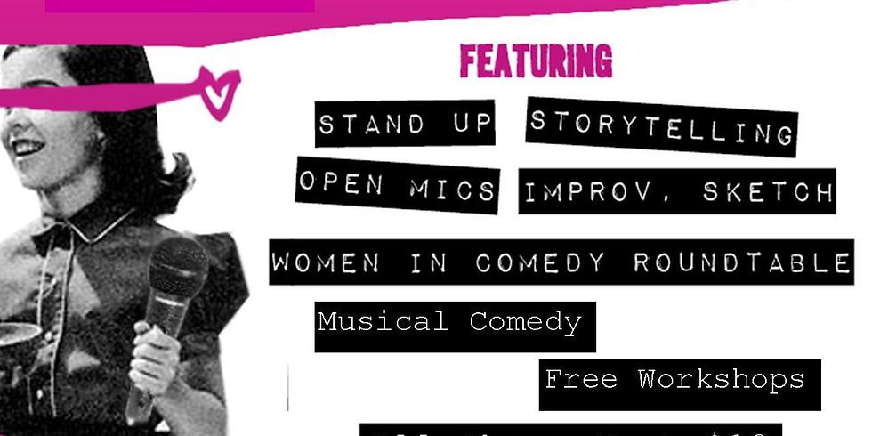 Laugh Riot Grrrl Comedy Festival