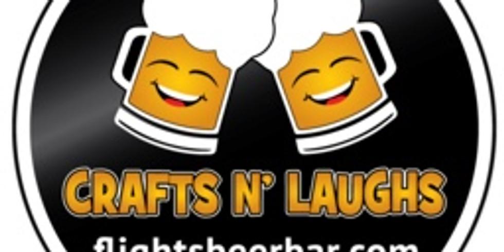 Beer Flights Comedy Night
