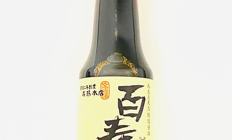 秋田県百壽濃口醤油100ml