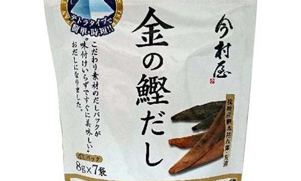 今村屋金裝鰹魚湯底包56g(內含7小包)