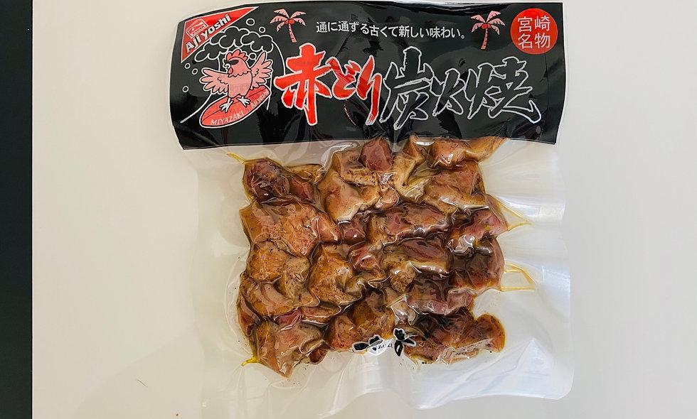 宮崎炭火燒赤雞100g裝