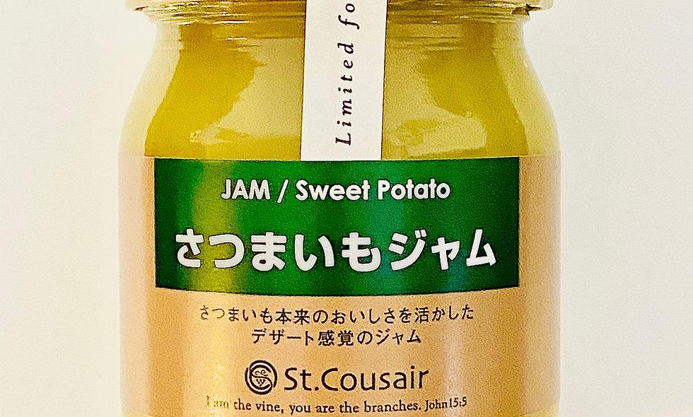 久世福番薯和果醬特大容量285g