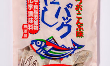 長崎鰹魚昆布味湯包8入