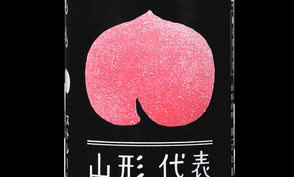 山形代表100%純桃汁160g