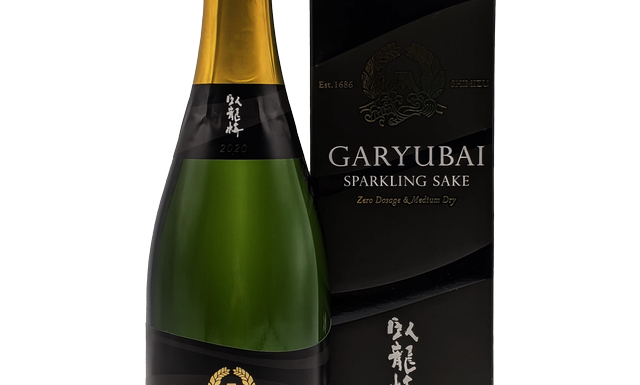 Garyubai Sparkling Sake 720ml