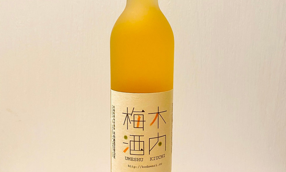 木內梅酒500ml
