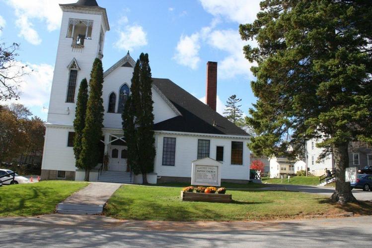 Machias Valley Baptist Church (circa 2009)