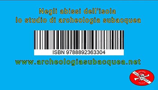 ISBN ARCHEOLOGIA SUBACQUEA