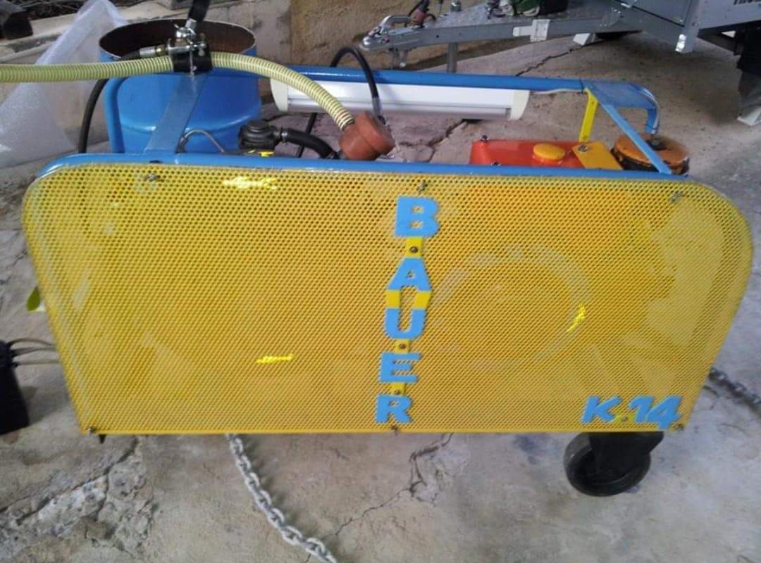 Compressore Bauer K14 ricondizionato