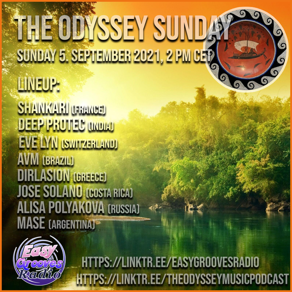 Today 2.00 PM CET the odyssey Sunday 6
