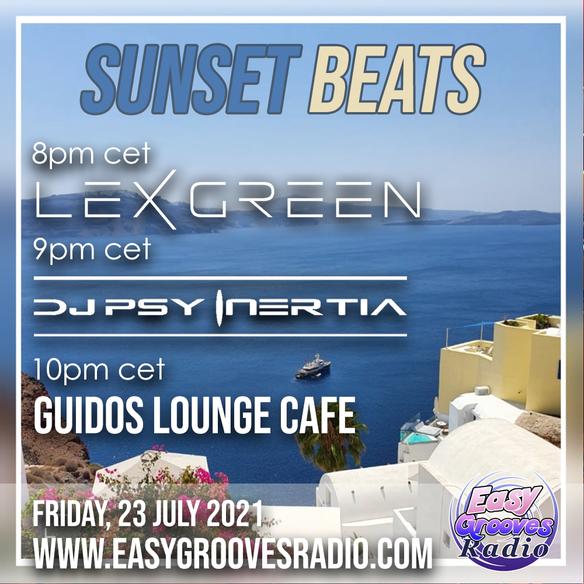 Tonight (CET): SUNSET BEATS 1