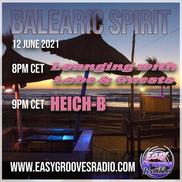 Tonight 8PM CET: BALEARIC SPIRIT