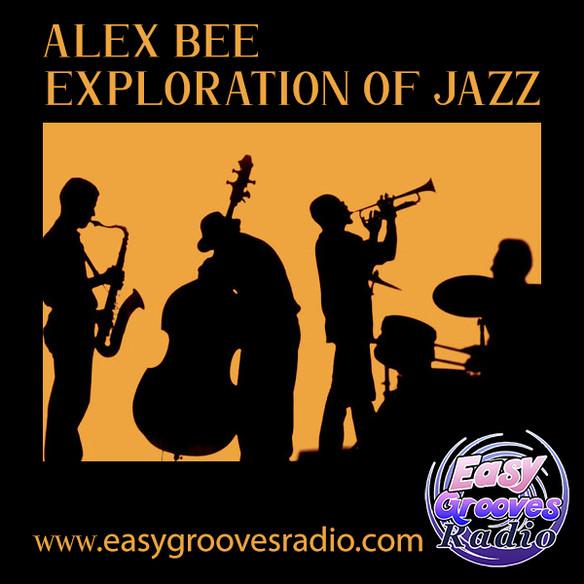 Tonight 8.00 pm cet Alex Bee exploration of Jazz