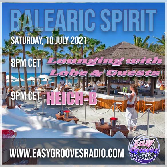 Tonight CET: BALEARIC SPIRIT 9