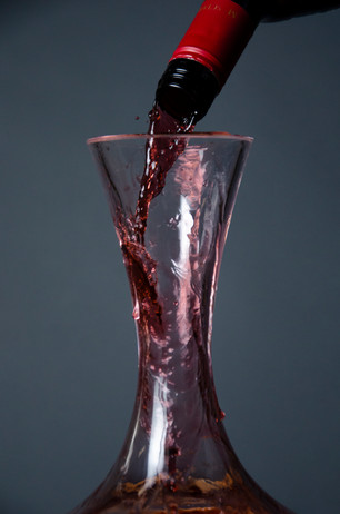 G66 Wine Time - Decanting - Photo by Aar