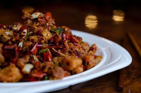 EDIT BOTW - Lao Sze Chuan - Dry Chili Ch