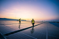 Technology solar cell, Engineer service
