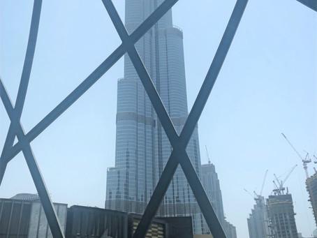 Burj Khalifa - High Upon the Sky