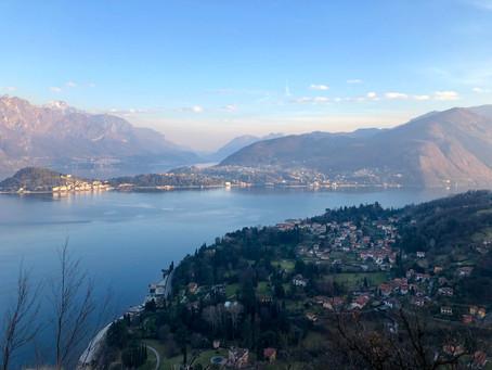 Splendid View over Lake Como