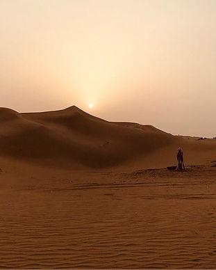 #desert #dubai #dubaidesert #sundowner #