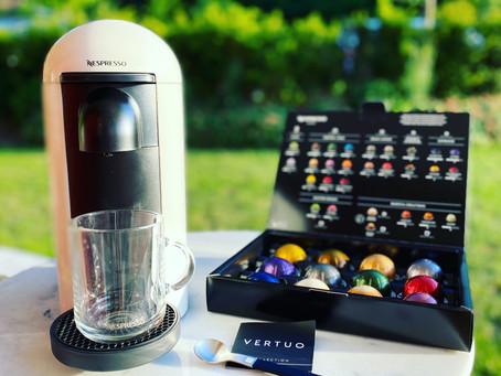 Nespresso Vertuo Plus versus Nespresso Lattissima Touch