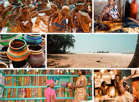 A soul experience and transformation through drumming & dancing in Ghana.