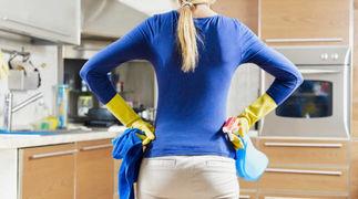 servizi rivolti alla pulizia e sanificazione, tramite utilizzo di prodotti professionali presso condomini, appartamenti….